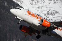 G-EZAU @ LOWI - Airbus A319-111