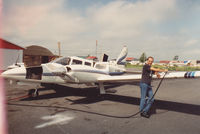 C-FANI - It was my IFR training aircraft in Beloeil, Quebec in 1991-92 - by a friend of mine