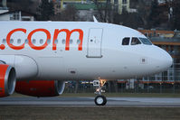 G-EZDW @ LOWI - Airbus A319-111