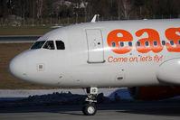 G-EZIS @ LOWI - Airbus A319-111