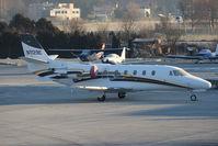 N1129E @ LOWI - Cessna 560XL