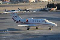 OE-FGI @ LOWI - Cessna Aircraft Company 525