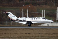 OE-FLP @ LOWI - Cessna 525A CitationJet CJ2