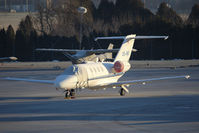 OE-FMI @ LOWI - Cessna 525 Citationjet