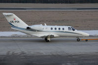 OE-FOI @ LOWI - Cessna 550 CitationJet 1