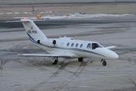 OE-FOI @ LOWI - Cessna 550 CitationJet 1