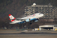 OE-LDC @ LOWI - Airbus A319-112