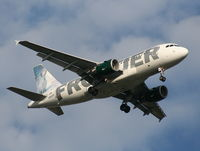 N940FR @ MCO - Frontier Jack Snowshoe Hare A319