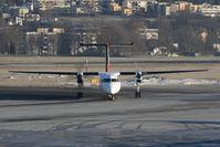 OE-LTO @ LOWI - Bombardier Inc. DHC-8-314