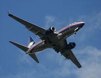 XA-MAY @ MCO - Aeromexico 737-700
