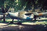 D-EHAV - Dornier Do 27B-1 at the Deutsches Museum, Munich - by Ingo Warnecke
