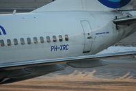 PH-XRC @ LOWI - Boeing 737-7K2