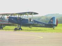 D-ERDA @ EDKV - Stampe (SNCAN) SV-4C at Dahlemer-Binz airfield