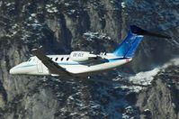 OE-GLS @ LOWI - Cessna 650 Citation  Tyrolean Jet Service - by Delta Kilo