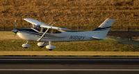 N1012Y @ KPDX - Landing 28R at PDX - by Todd Royer