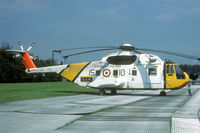 MM80981 @ EHLW - For the 1990 air show lots of SAR units were invited to attend. 15 Stormo was present with one of their HH-3F. - by Joop de Groot