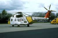 MM80989 @ EHLW - In 1989 Leeuwarden hosted the SAR meet. Lots of interesting helicopters did participate in this exercise. - by Joop de Groot