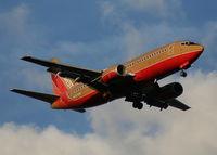 N337SW @ MCO - Southwest 737-300