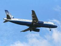 N473UA @ MCO - United A320
