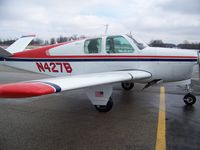 N427B @ KUNO - Exterior and Cockpit - by Owner