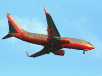N788SA @ MCO - Southwest 737-700