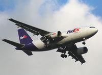 N809FD @ MCO - Fed Ex A310