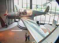 D-EMVT - Arado Ar 79B at the Deutsches Technikmuseum, Berlin - by Ingo Warnecke