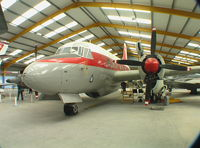 WF369 - Vickers Varsity T.1 of RAF at the Newark Air Museum