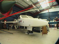 G-BRNM - Chichester-Miles LEOPARD at the Bournemouth Aviation Museum