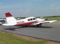 N800AM @ MAC - Piper PA-23-250 at Macon Airport