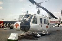 68-16478 @ IAD - This Huey from Brooke Army Medical Center was on static display at Transpo 72 at Dulles Airport. - by Peter Nicholson