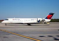 N959CA @ KRDU - Departing new Terminal A for JFK - by Peachair