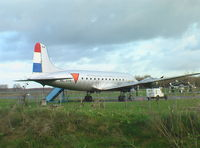 PH-DDY @ EHLE - Douglas C-54A Skymaster at the Aviodrome Museum, Lelystad in its new guise as 'NL-316'