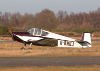 G-BHGJ photo, click to enlarge