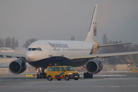 G-OJMR @ SZG - Monarch Airbus A300-600