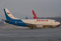 EI-CDF @ SZG - Rossiya Boeing 737-500