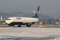 EI-CSO @ SZG - Ryanair Boeing 737-800