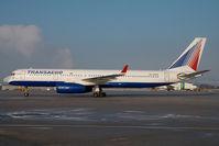 RA-64509 @ SZG - Transaero Tupolev 214