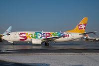 VP-BOT @ SZG - Sky Express Boeing 737-300