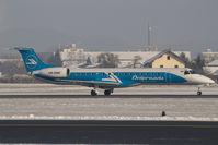 UR-DNK @ SZG - Dnepravia Embraer 145