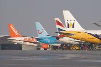 G-MARA @ SZG - Monarch Airbus A321