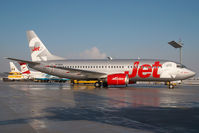 G-CELE @ SZG - Jet2 Boeing 737-300