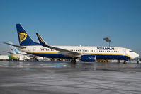 EI-DAH @ SZG - Ryanair Boeing 737-800