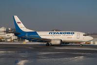 EI-CDE @ SZG - Rossiya Boeing 737-500