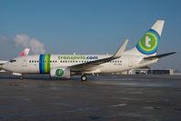 PH-XRX @ SZG - Transavia Boeing 737-700