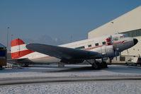 N86U @ SZG - First Austrian DC3 Dakota Club DC3 painted as OE-LBC