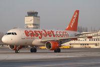 G-EZAH @ SZG - Easyjet Airbus 319