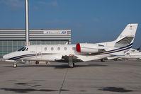D-CCVD @ VIE - Cessna 560XL