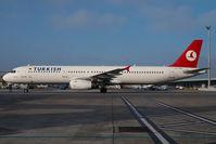 TC-JMC @ VIE - Turkish Airbus A321