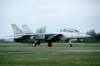 160406 @ EHLW - The stars of the 1995 FWIT exercise were the Tomcats of VF-32. - by Joop de Groot